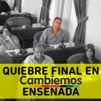 Por el desgaste en Cambiemos, el Concejal de Ensenada Sergio Pesado se abrió a una banca unipersonal