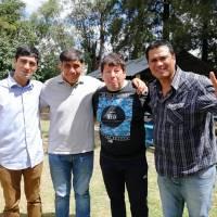 Integrantes del partido de Alberto Fernández se reunieron en Lomas de Zamora