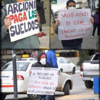 La trágica realidad de los trabajadores estatales de Chubut