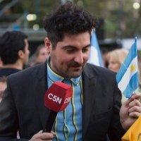 """Lautaro Maislin periodista agredido de c5n: """"Fue una situación de mucha tensión"""""""