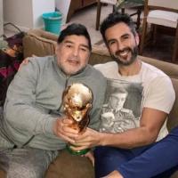 Maradona: Allanan la casa y la clínica de Leopoldo Luque, medico personal del Diego